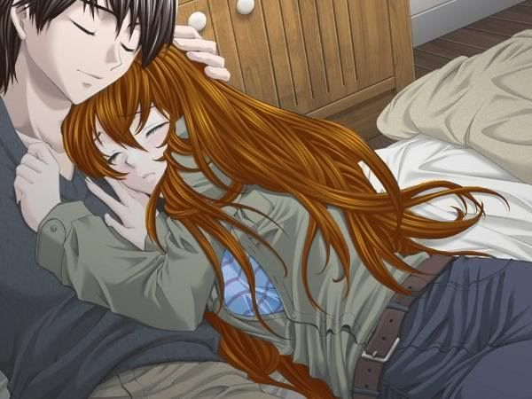 Gallery For Cute Anime Couple Fighting Art Anime