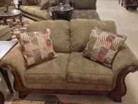 Montgomery-Mocha #LoveSeat at Ashley #Furniture in # ...