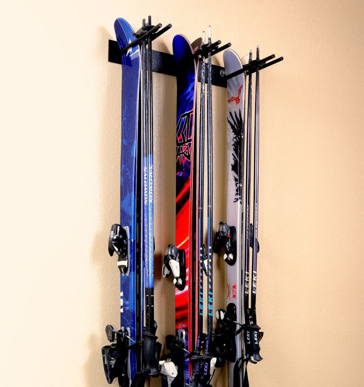 1000 Images About Ski Storage And Racks On Pinterest