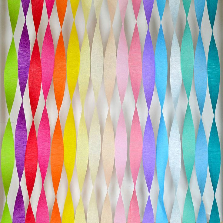 33 Best Images About Diy Crepe Paper Decorating On