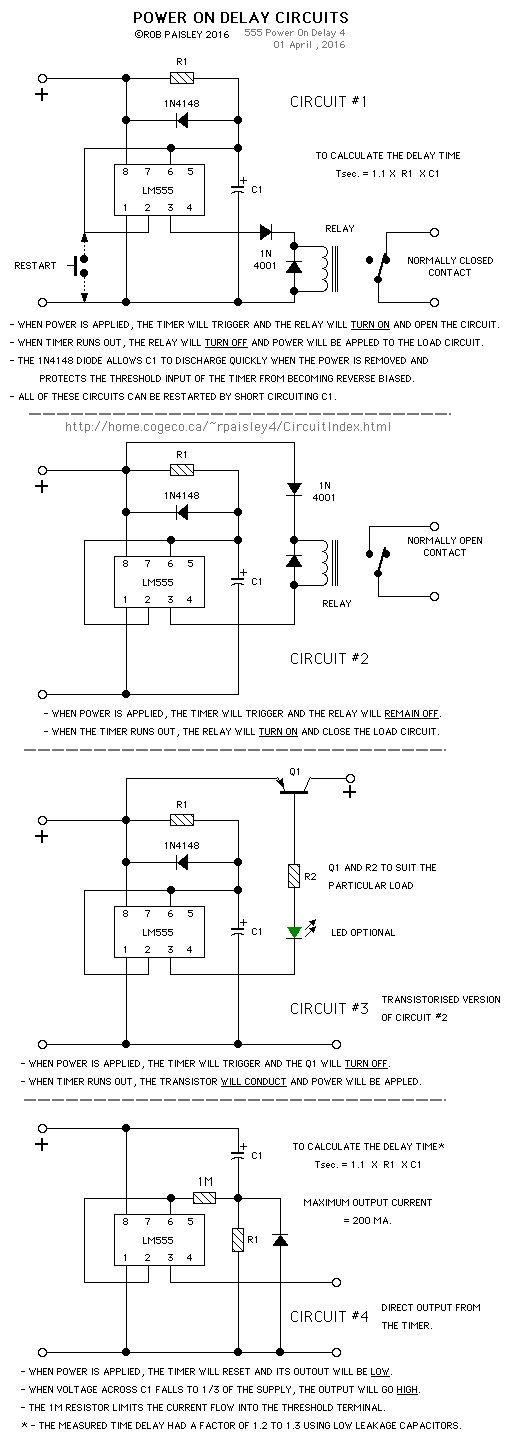 555 timer monostable circuit electrical engineering electronics