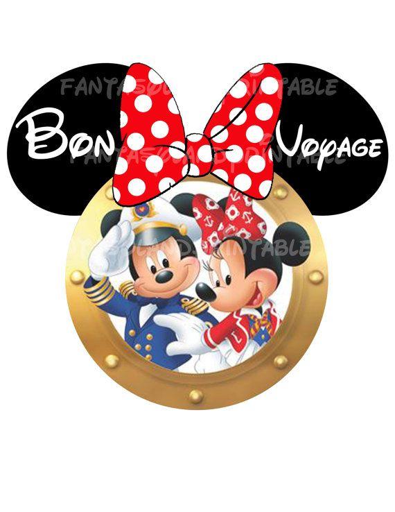 Printable Disney Cruise Door Decorations