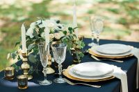 17 Best ideas about Gold Table Settings on Pinterest ...