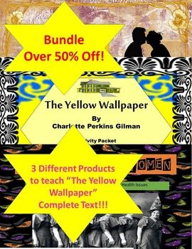 1000+ ideas about The Yellow Wallpaper on Pinterest | Literature, Yellow wallpaper summary and ...