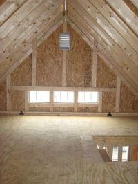 shed with loft   Story Sheds   Storage Sheds   Wood-Tex ...