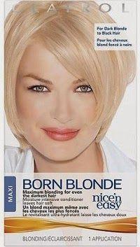 Little Lady Beauty Blog: Clairol Born Blonde Nice N Easy ...