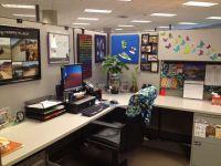 Feng Shui office space, cubicle decor | Cube Decor Ideas ...