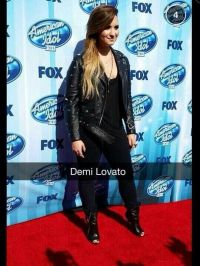 The red carpet for American Idol's live finale starts in