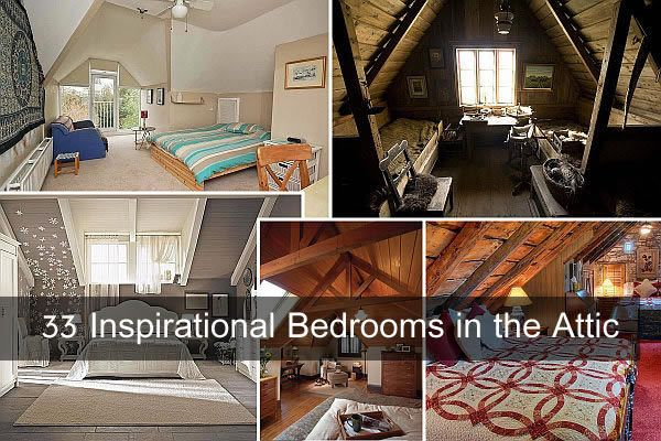 25+ best ideas about Attic bedroom designs on Pinterest