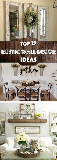 25+ best ideas about Rustic western decor on Pinterest ...