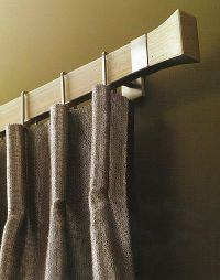 Best 20+ Contemporary Curtain Rods ideas on Pinterest ...