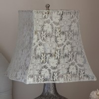 103 best images about Lace lampshades on Pinterest | Lace ...