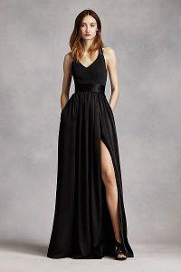 25+ best ideas about Black bridesmaid dresses on Pinterest ...