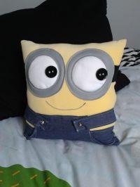 25+ best Minion Pillow ideas on Pinterest