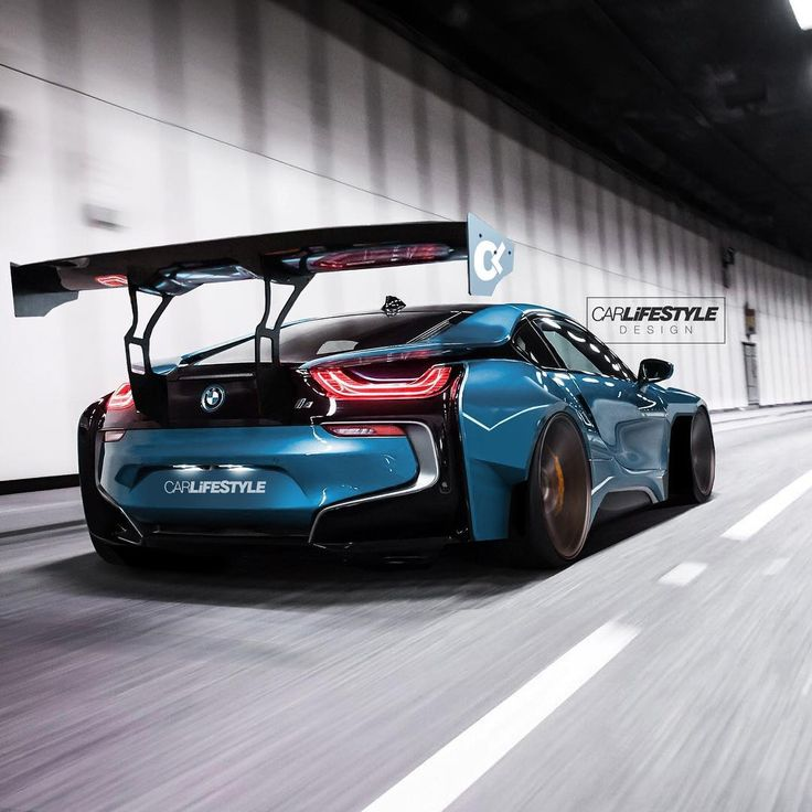 Import Car Wallpapers Track Spec Bmw I8 By Carlifestyle Design Bmw Tuningcult
