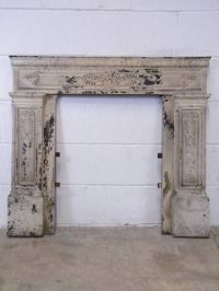Columbus Architectural Salvage - FIREPLACE SURROUNDS ...