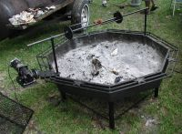 17 Best images about Fire pits on Pinterest | Metal fire ...