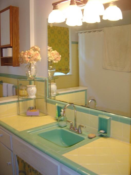 badezimmer 1950 iwashmybike, Badezimmer ideen