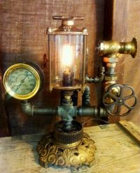697 best images about Steampunk Industrial Lighting on ...