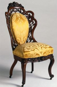 John Henry Belter - Victorian Chair | Furniture for Dream ...