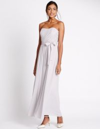 1000+ ideas about Silver Grey Bridesmaid Dresses on