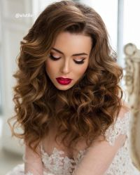 25+ best ideas about Wedding hair down on Pinterest | Half ...