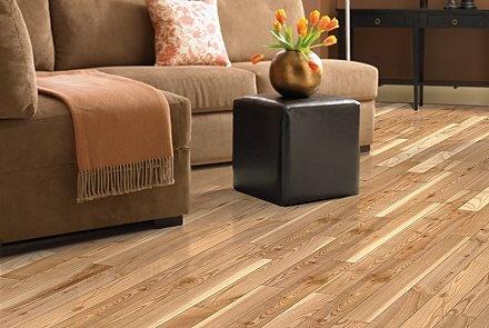 Ashland Ash Natural In Mohawk Flooring Hardwood