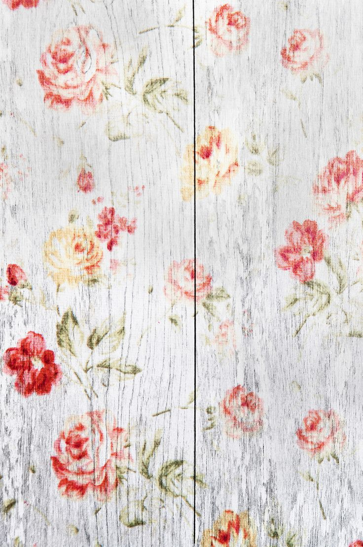 Cute Pink Cell Phone Wallpaper Flores En Fondo Madera Papeles Murales Floreados Pinterest