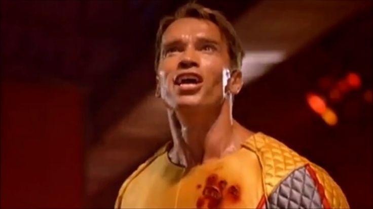 Arnold Schwarzenegger Quotes Wallpaper Here Is Sub Zero Now Plain Zero The Running Man 1987