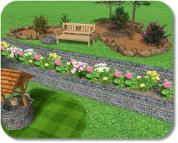 Retaining Walls On Steep Slopes | ... design software ...