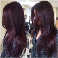 Best 25+ Violet brown hair ideas on Pinterest | Plum brown ...