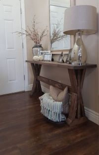 Best 25+ Small entryway tables ideas on Pinterest | Small ...