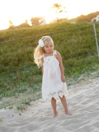 Tea Princess French Vanilla Dress | Beach Weddings ...