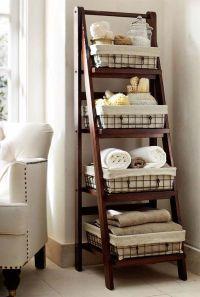 25+ Best Ideas about Bathroom Shelves on Pinterest   Half ...