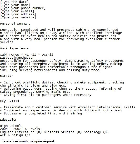 baggage handler jobs resume sample