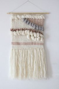 Woven wall hanging | Woven wall art tapestry | Wall ...