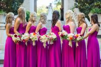 Best 20+ Bright Bridesmaid Dresses ideas on Pinterest