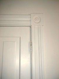 victorian interior millwork | Casing - Window and Door ...