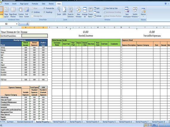 Rental Ledger Template 6+ Rent Receipt Printable Receipt - rental ledger template
