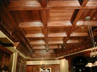 14 best images about Paneled Walls And Coffered ceiling ...