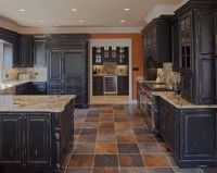 Best 25+ Black kitchen cabinets ideas on Pinterest