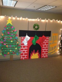 Best Cubicle Decorations For Christmas  Review Home Decor