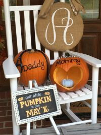 Best 20+ Fall pregnancy announcement ideas on Pinterest