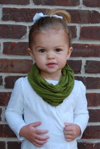 ADDITIONAL COLORS TODDLER Infinity Scarf | Infinity ...