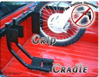 Truck Motorcycle Wheel Chock from Discount Ramps ...