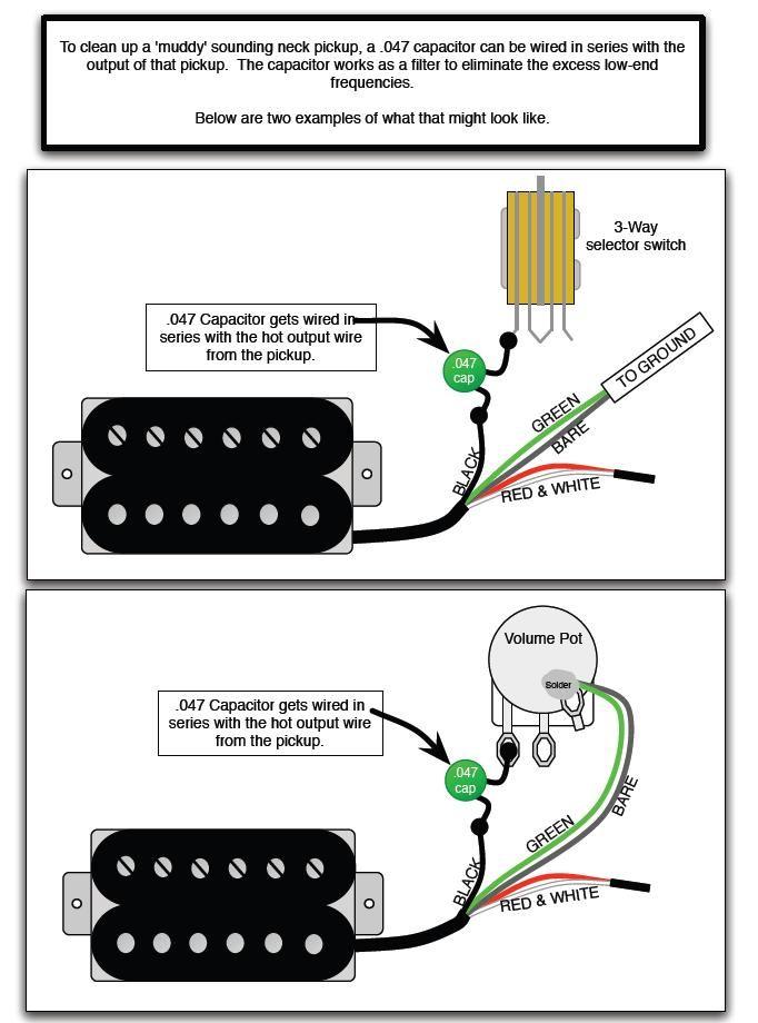 electric guitar wiring diagrams schematics