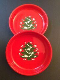 Waechtersbach Christmas Tree Small Pasta Bowl Set of 2 ...