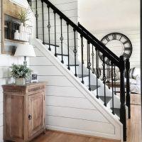 Best 25+ Farmhouse stairs ideas on Pinterest | Wallpaper ...