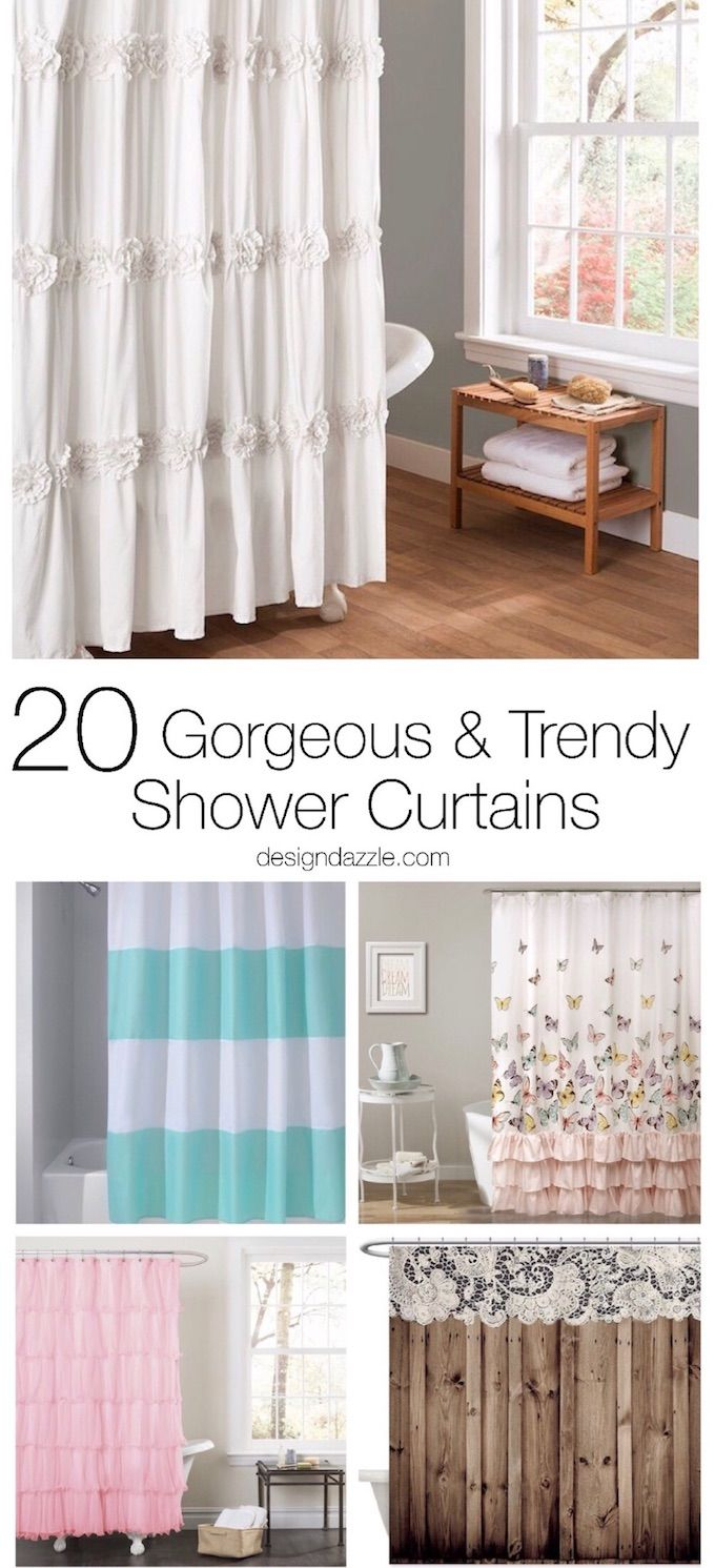 Ba bathroom curtains at sears - Ba Bathroom Curtains At Sears 20 Gorgeous And Trendy Shower Curtains Download