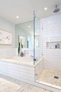 25+ best ideas about Subway tile bathrooms on Pinterest ...